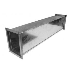 Короба для вытяжки из стали