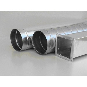 Воздуховоды, вентканалы, вентиляционные трубы
