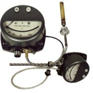Термометр манометрический показывающий ТКП-160Сг-М2
