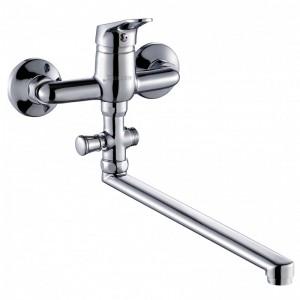 Смеситель ZOLLEN LEIPZIG (арт. LE62610441) для ванны нижн. изл. 350 мм,карт.35мм