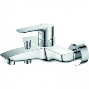 Смеситель ZOLLEN HOF (арт. HO61410741,) для ванны кор. изл. с аксес.,карт.35мм