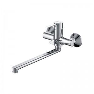 Смеситель ZOLLEN GERA (арт. GE62611341) для ванны, дл.излив 350 мм,карт.35 мм