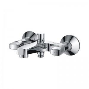 Смеситель ZOLLEN MINDEN (арт. MI61420941) для ванны короткий изл. , с аксес.