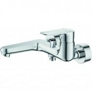 Смеситель ZOLLEN ULM (арт.UL61613441) для ванны короткий изл., карт.35мм